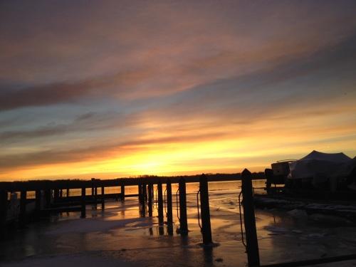sunrise jan 31